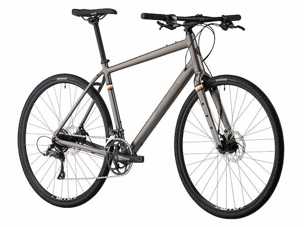 Journeyman Flat Bar Claris 700 Review