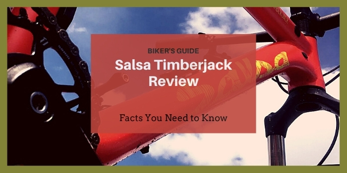 Salsa Timberjack